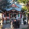 山王稲穂神社 初詣