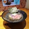 【金沢 ラーメン】「水出し氷見煮干しらぁ麺」六月の青空。(らぁ麺 大和)