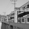 線路際の風景