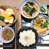 2月15日(土)「通常営業」:日替ランチ膳と手作りケーキのメニューです。