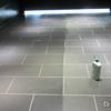 玄関・ガレージ床のタイルにワックスをかける! 石材専用を使って艶を出す!