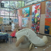 自身と向き合う美術の授業―関西大倉中学校・高等学校 その2