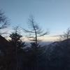 黒斑山(くろふやま)へスノーシュー