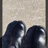『ブーツ♪』何月まで履こう