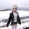 雪の木崎湖クリスマスパーティー
