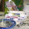 飲料水の放射性物質を除去する ロシア製浄水器