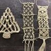 マクラメ編みの糸について