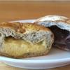 日乃光の紅茶クリームパンと餅入りきな粉あんぱん