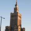 【ワルシャワ旅行】文化科学宮殿 (パーワツ・クルトゥールィ・イ・ナウーキ)からの眺望他