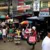 アジアの熱気そのままに『バクラランマーケット』