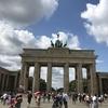 国際色豊かなベルリン