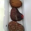 【クリスピー・クリーム・ドーナツ】HEART WEEKのハート型ドーナツ3種
