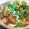 甘い咽喉ごしと一味のパンチが最高の【丸亀製麺】肉かけうどん