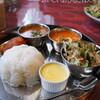 【閉店】見沼区「インド料理Deepak」のレディースランチ