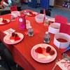キンダーのバレンタインパーティー