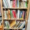 教科書の収納、本棚に入りきらない問題を解決した方法とは?