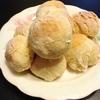 ロールパンを作ったよ。
