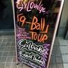 SIX LOUNGE「9-Ball」TOUR(× Special Thanks)@F.A.D YOKOHAMA(2021.3.23)感想