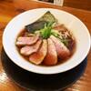 「鴨葱チャーシュー麺(5枚)」自然派らーめん 神楽