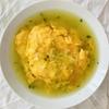 サッポロ一番塩ラーメンの残り汁で作る「天津飯」