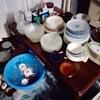 食器を処分します。 25年でたまったゴミの山の捨て方どうする?