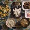 豆腐とわかめの卵炒め