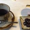 カレーを食べてカフェで一休み