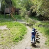 【2歳おでかけ】むろいけ園地行ってきた① こどもの日は、家族三人でおでかけ♪