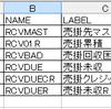 AS400の表名は英数字でも、SYSTABLESに日本語説明みたいなものがある!どうやって取得する?