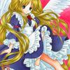 「メイド天使」オリジナルアナログイラスト:今後の活動方法に悩む