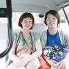 乗客:中村あゆみ・園木ひとみさん