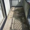 西蒲区川崎でベランダの改修工事 塗膜の膨れが広範囲に!