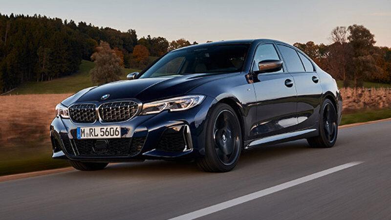 理想のスポーツセダンとは何か? BMW M340i xDrive