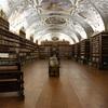 プラハ④ ストラホフ修道院の図書館