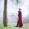 上海ポートレート撮影会「女巫森林」Part1いろいろな撮影機材を使って雰囲気を出す。