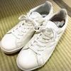 新しい靴を買った