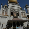 【シンガポール3】イスラム・キリスト・仏教巡り