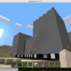 CoderDojo藤沢のマイクラにScriptCraftでお城が建ったよ!!