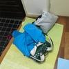 【手術後4日:アタマヲ アライマシタヨ】
