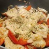 鶏胸肉とチーズで簡単♪やわらかで美味しいメインのおかずができました(^^♪