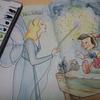ピノキオのページ☆完成