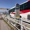 京王バスで勝沼へ(バスタ新宿→勝沼IC) 中央フリーウェイ、この道はまるで滑走路、甲府へ続く