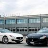 Maseratiと夢の乗り物