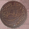兵庫県西宮市のマンホール