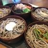 キャンプ前に腹ごしらえ。松江城すぐそばの「八雲庵」さんにて出雲蕎麦をたぐるの巻