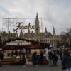 【ウィーン旅行】到着初日、ウィーン市庁舎、ブルク劇場、ホーフブルク王宮を回りました。
