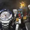 セイコーウオッチが「ガンダム」コラボ腕時計を発売。RX-78-2は63万円