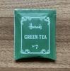 【ハロッズ】No.7 Green Teaの感想