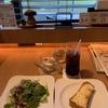 「むさしの森ダイナー新宿中央公園店」でモーニング!眺めのいいカウンター席がおすすめ