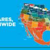【旅行】アメリカ国内線ならFrontier Airlines(フロンティア航空)が安くてオススメ!
